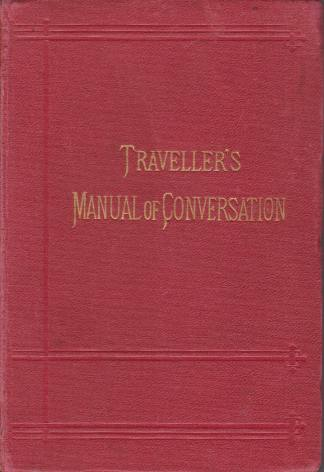 Baedeker: Manual of Conversation