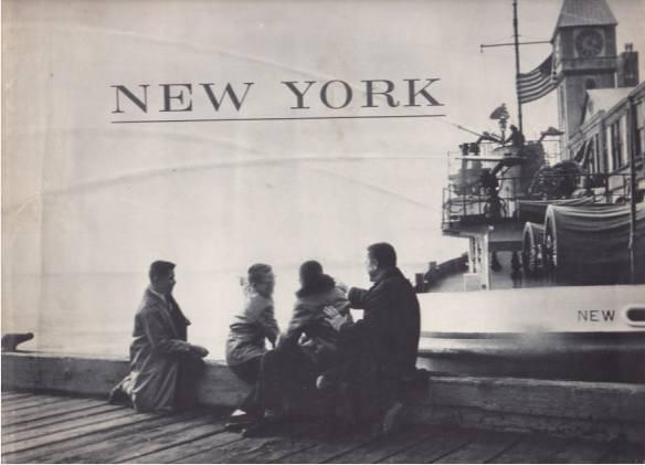 Inge Morath: New York