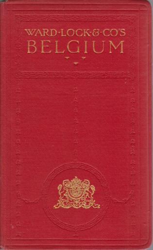 Ward Lock Guide to Belgium