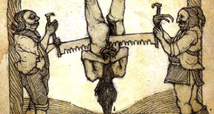 Torture Devices Of The Middle Ages