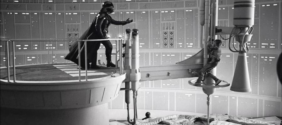 Vintage Star Wars Behind Scenes Photos