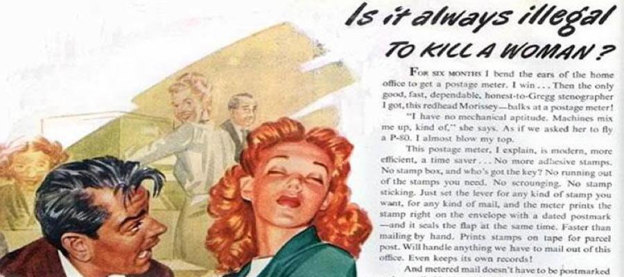 Hilarious Vintage Ads
