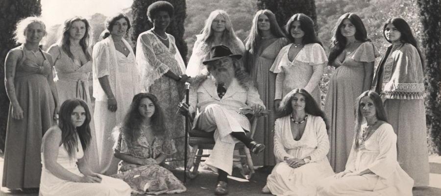 America's Hippie Communes Of The 1970s