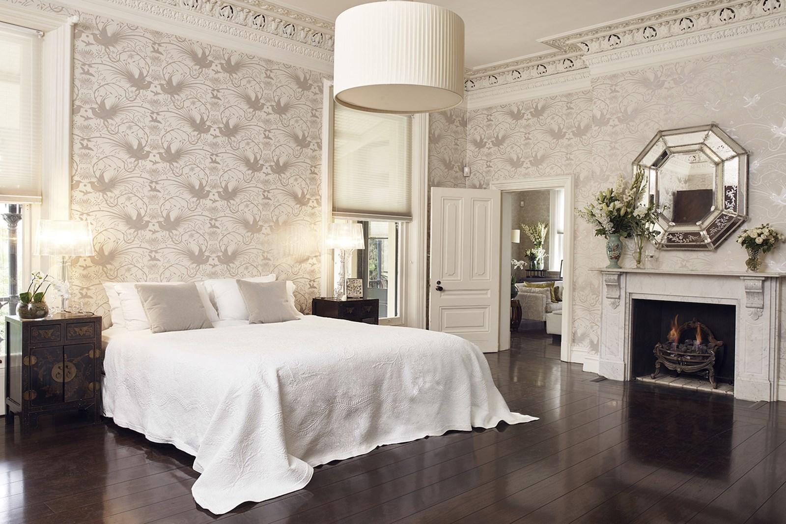 Catherine Martin's bedroom