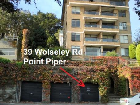 Picture of Point Piper Garage