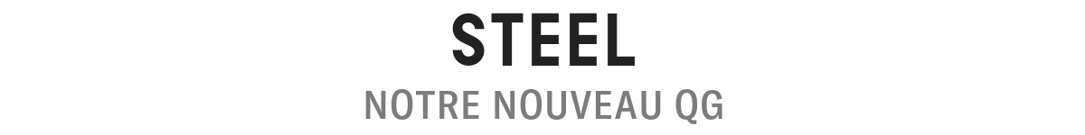 STEEL - PARIS