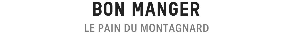 BON MANGER