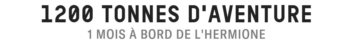 1200 TONNES D'AMOUR
