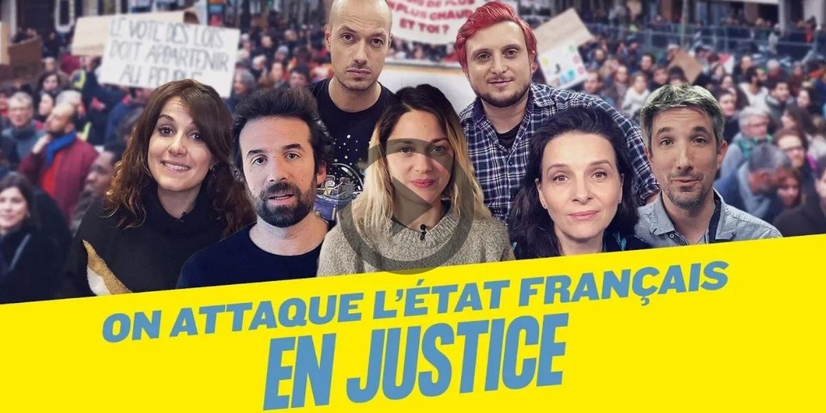 ATTAQUER L'ETAT EN JUSTICE