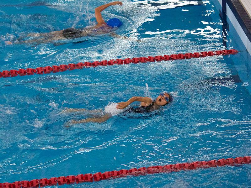 Junior Swimming Competition