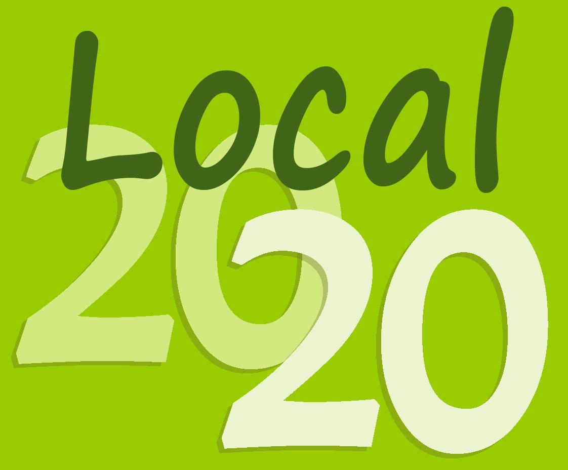 Local 20/20 logo