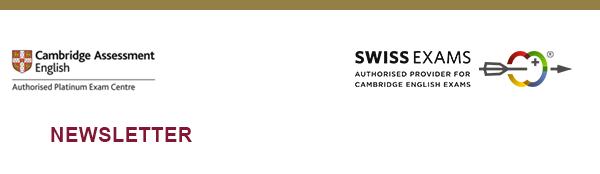 swiss exams Newsletter