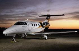 Private jet charter to Rome