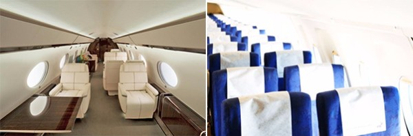 10 things you can do on a private jet