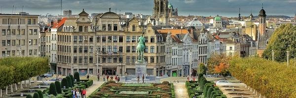 Private jet to Belgium
