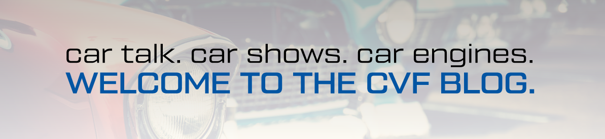 CVF Blog | News, Product Updates and Car Talk