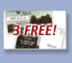 3 Free Pro Postcards