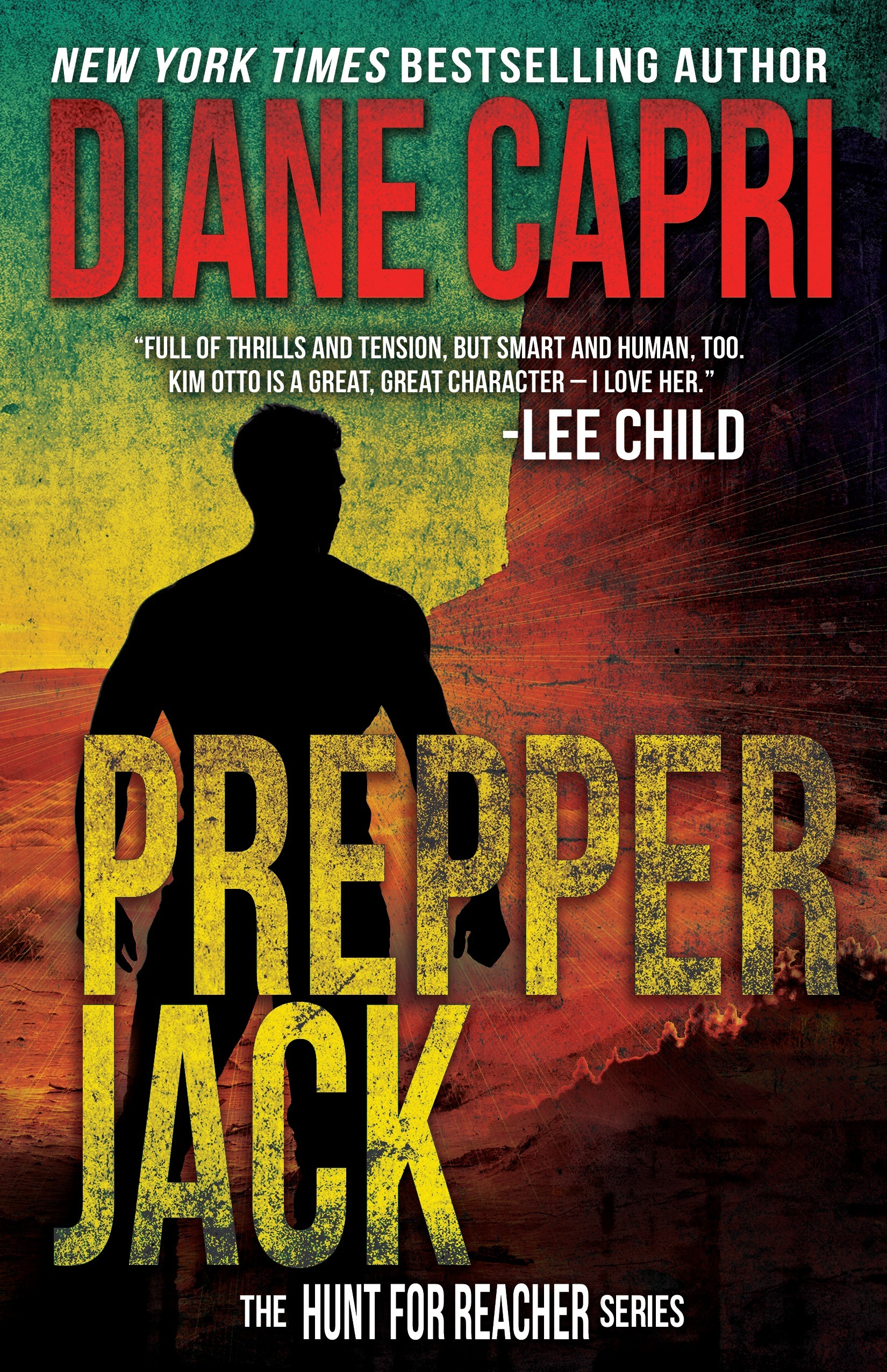 Prepper Jack by Diane Capri