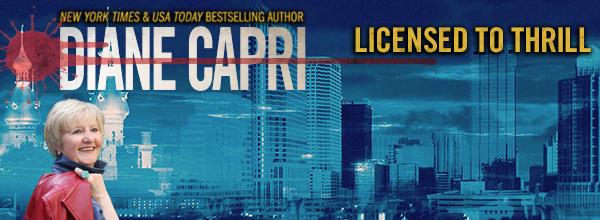 Diane Capri Licensed to Thrill