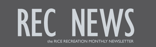 Rec News: Monthly Newsletter