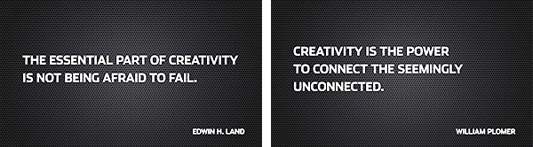 Inspirational Quotes Creativity