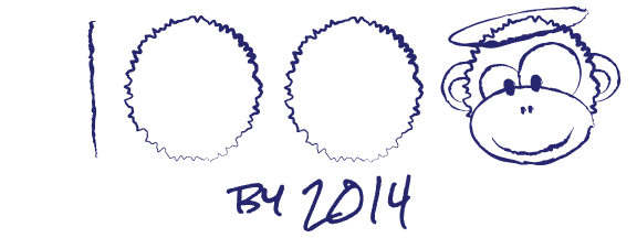 1000 by 2014