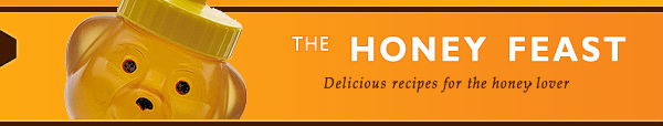 The Honey Feast - Delicious recipes for the honey lover.