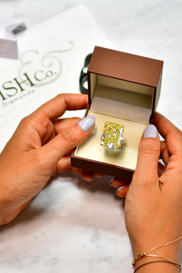 leibish 鑽石