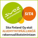 SITA Finland etsii aluemyyntipäällikköä rakennusliiketoimintaan