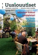 Oletko lukenut tuoreen Uusiouutiset-lehden? Tilaa lehti omaksesi.