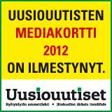 Uusiouutisten mediakortti 2012