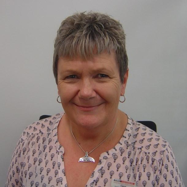 Carol Reardon.