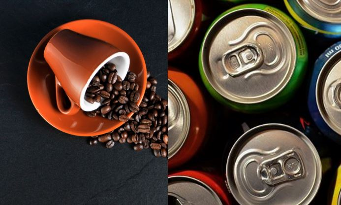 New Factsheet: Caffeine & Energy Drinks