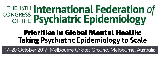 International Federation of Psychiatric Epidemiology