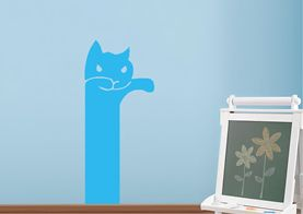 Zombie Cat Wallsticker