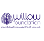 Games Aid Announces this year's Successful Charities - Willow 150.1