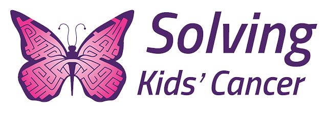 Solving Kids' Cancer Logo