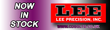 Lee Precision Now In Stock