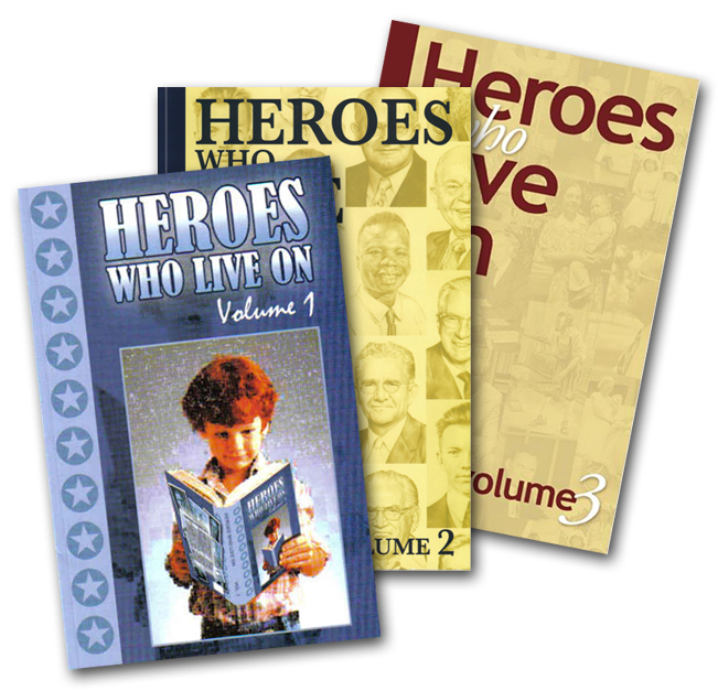 Heroes Who Live One (Volumes 1, 2, and 3)