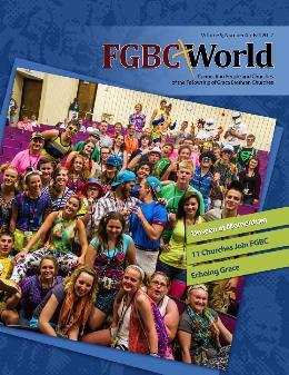 FGBC World, Fall 2012