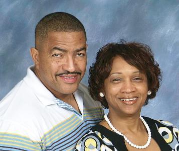 Stephen and Rosie Joyce