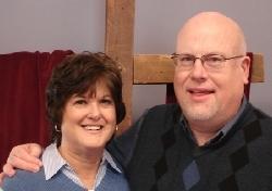 Dan and Judi White
