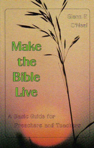 Make the Bible Live