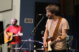 Members of the band, The Undeserving, call Grace Community Church (Kevin Pinkerton, pastor), home.