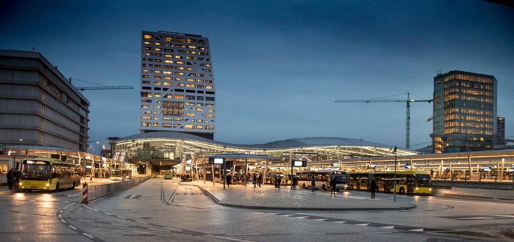 Utrecht Centraal feestelijk geopend!