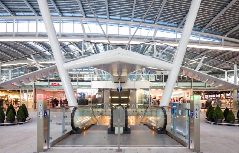 7 december: opening Utrecht Centraal