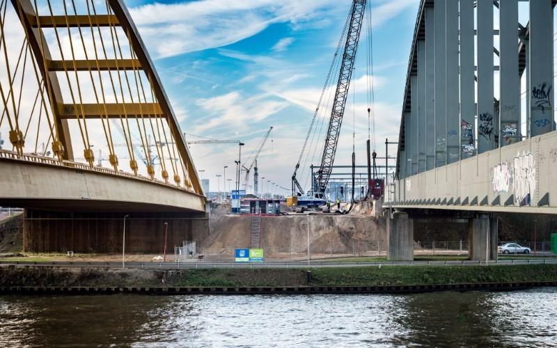 Weekendwerk: Spoorverdubbeling Utrecht Centraal en Leidsche Rijn