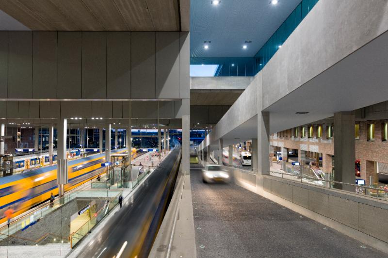 Station Breda, opening 8 september.