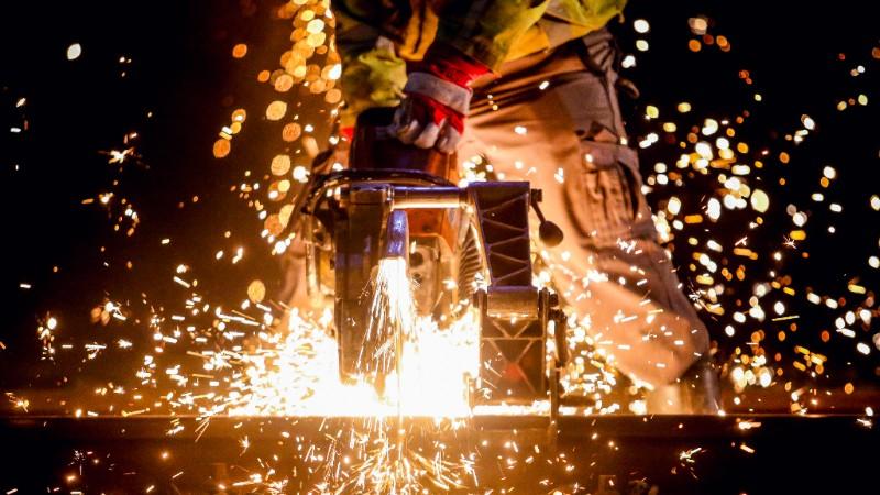 Prachtige foto's van werkzaamheden bij Leeuwarden Werpsterhoeke via Max Bögl