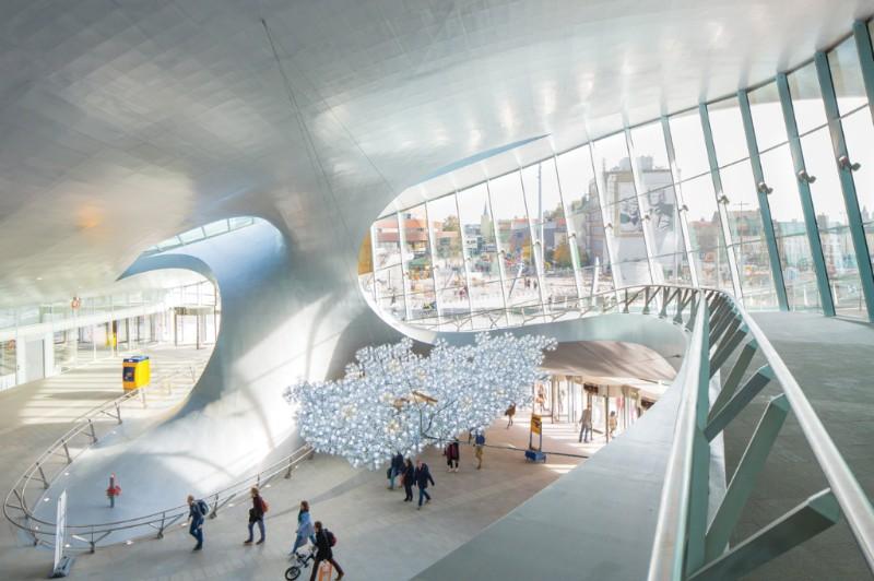 Arnhem Centraal, opening 19 november 2015